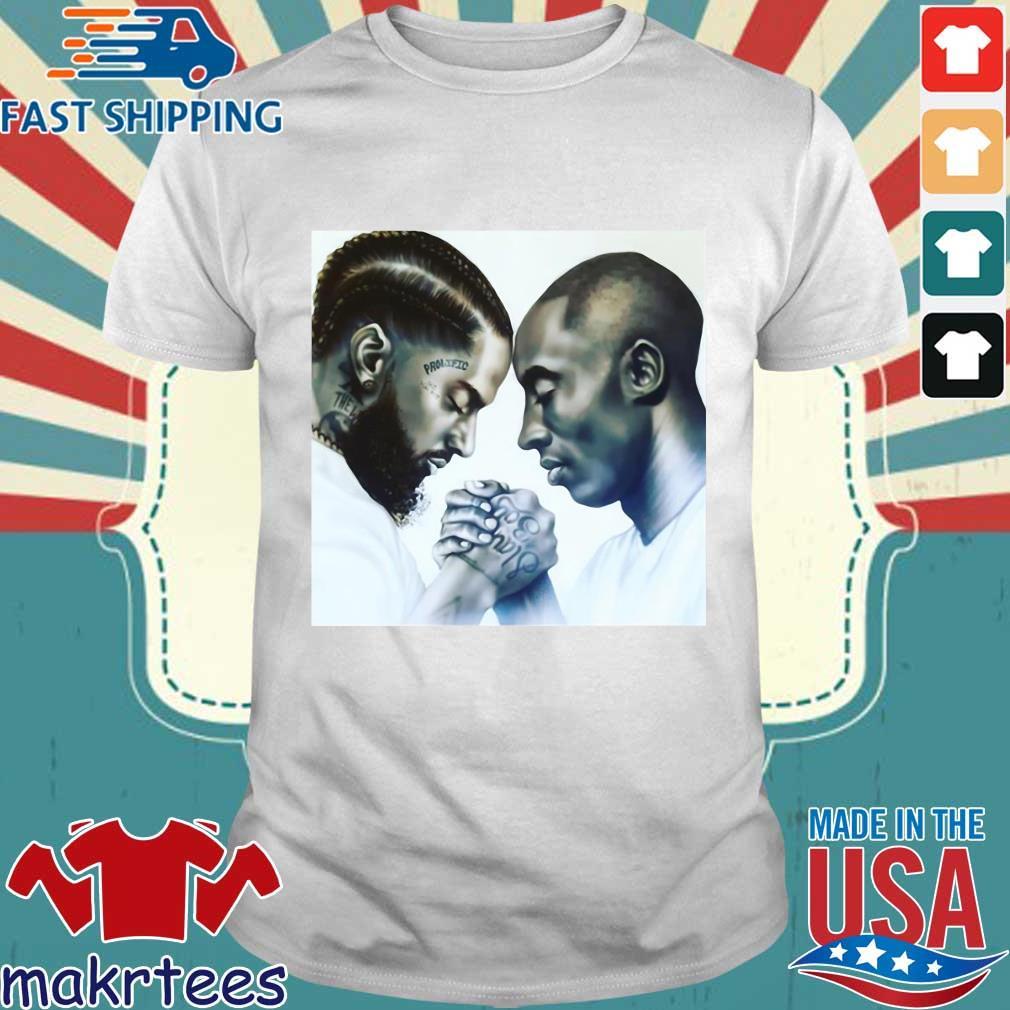 Nipsey Hussle And Kobe Bryant Forever Tee Shirts