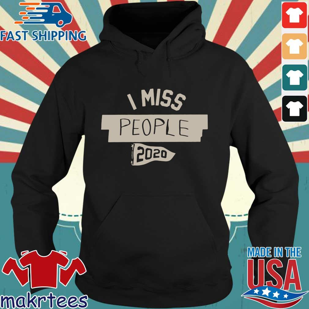 Nkotb House Party I Miss People 2020 Shirt Hoodie den