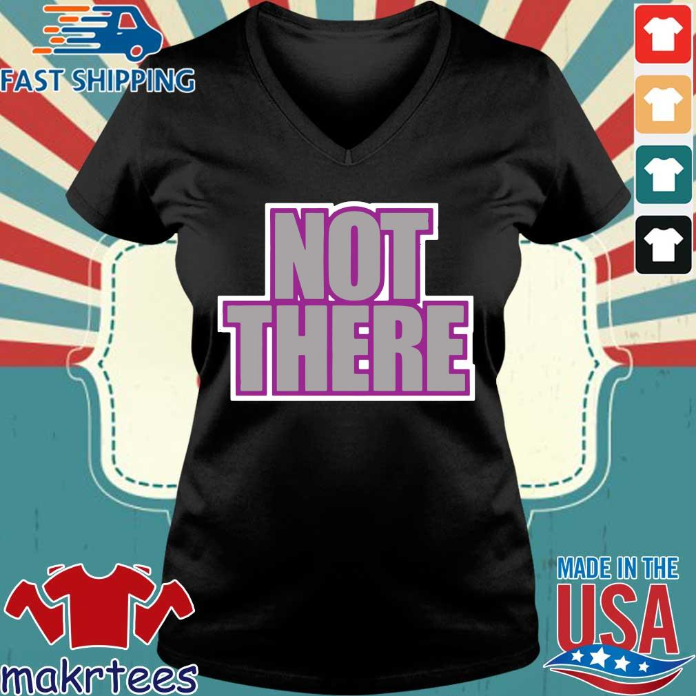 Not There Matt Cardona Zack Ryder Shirt Ladies V-neck den