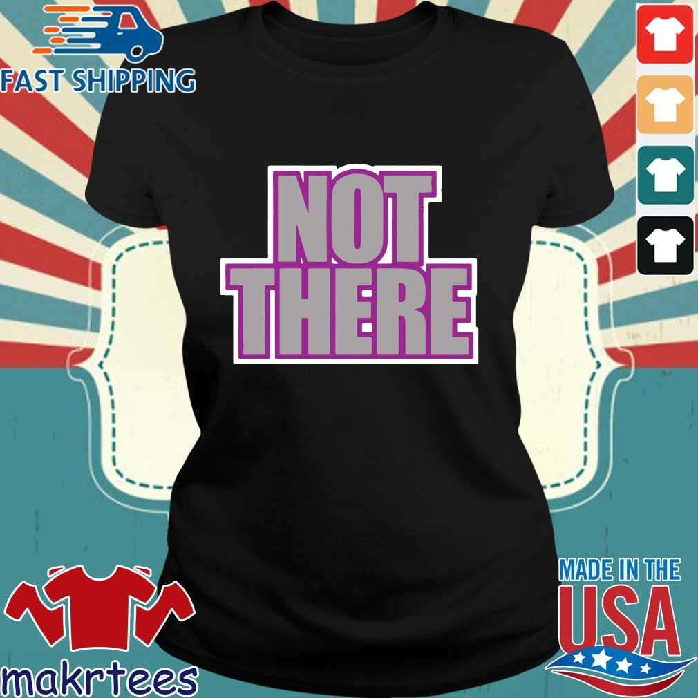 Not There Matt Cardona Zack Ryder Shirt Ladies den