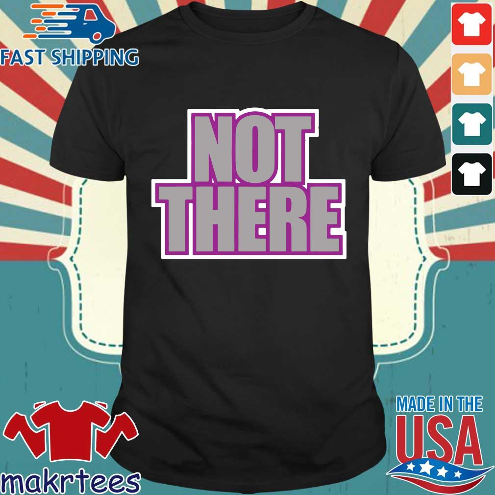 Not There Matt Cardona Zack Ryder Shirt