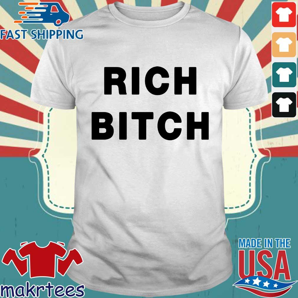 Omer Simpson Rich Bitch Shirt