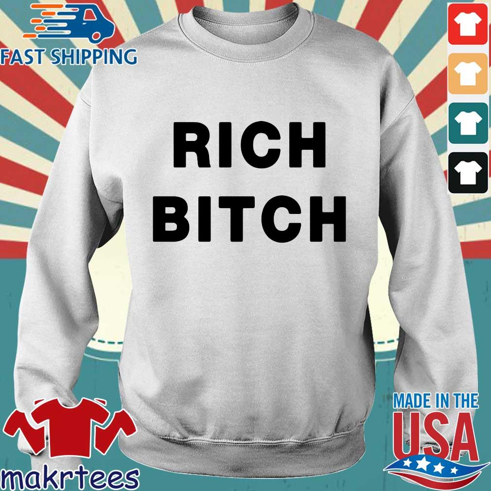 Omer Simpson Rich Bitch Shirt Sweater trang