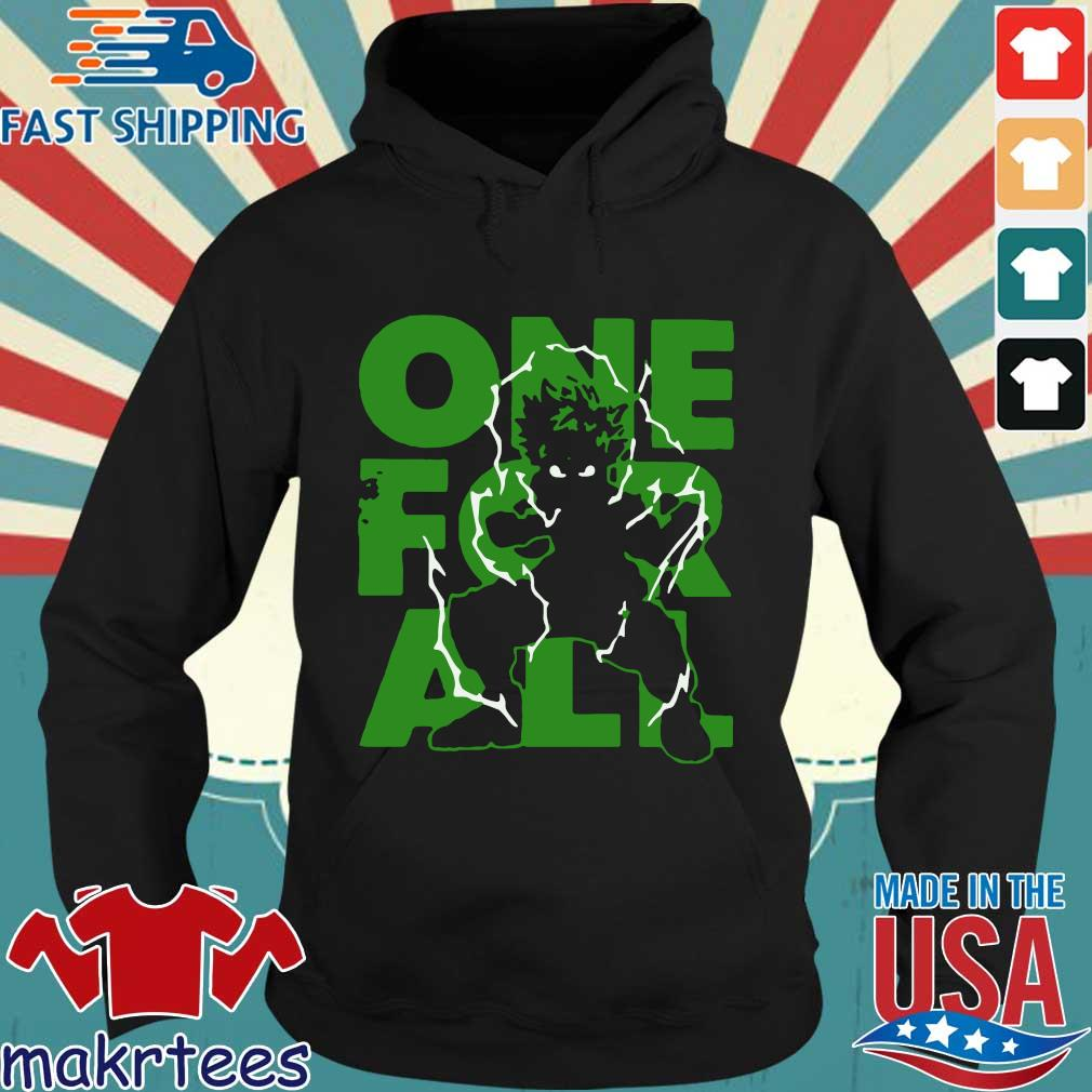 One For All 2020 T-s Hoodie den