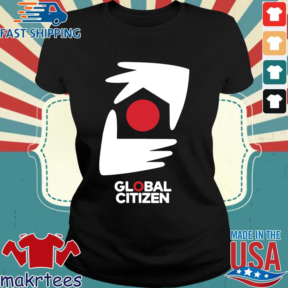 One World Together At Home Shirt Ladies den