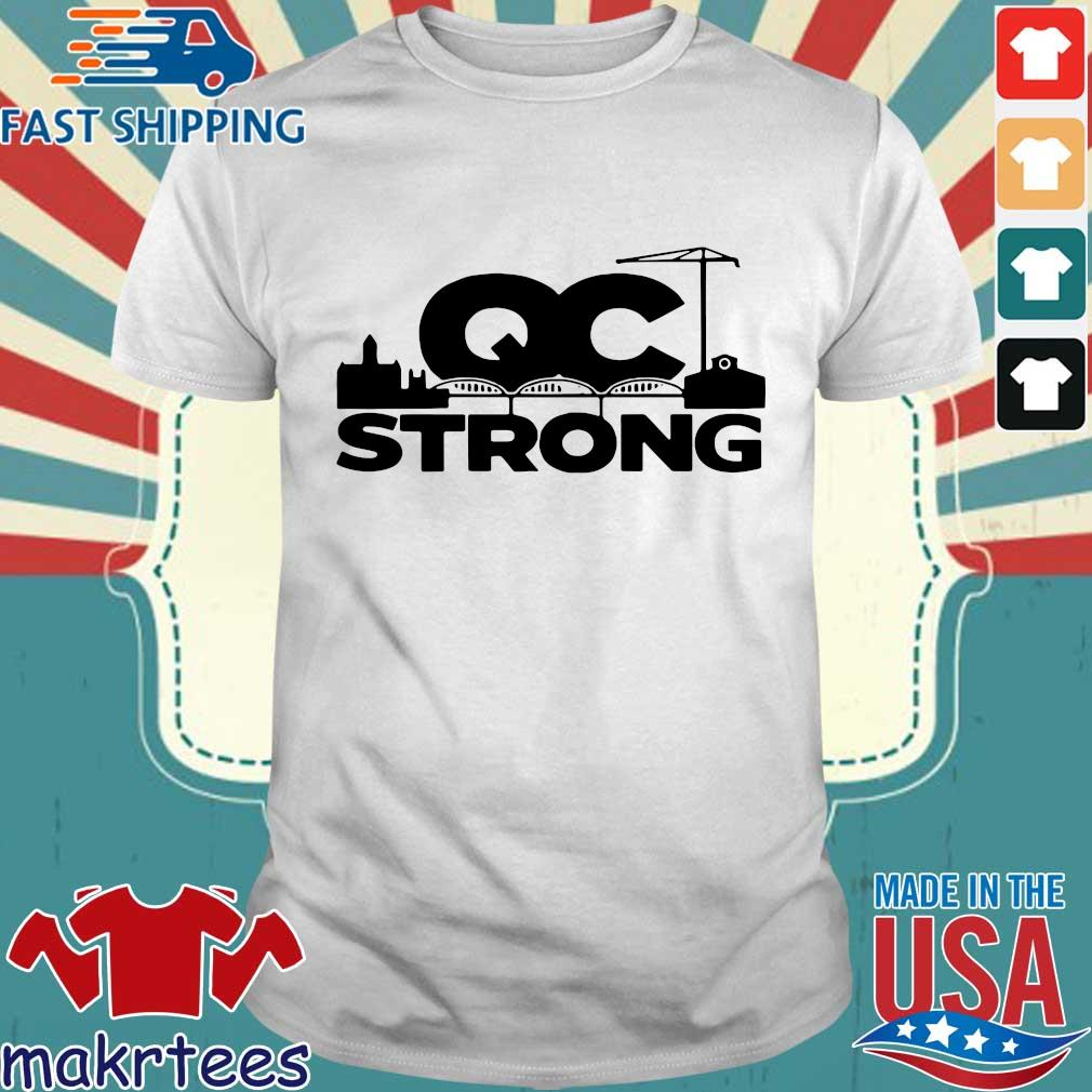 Qc Strong Quad City Shirt