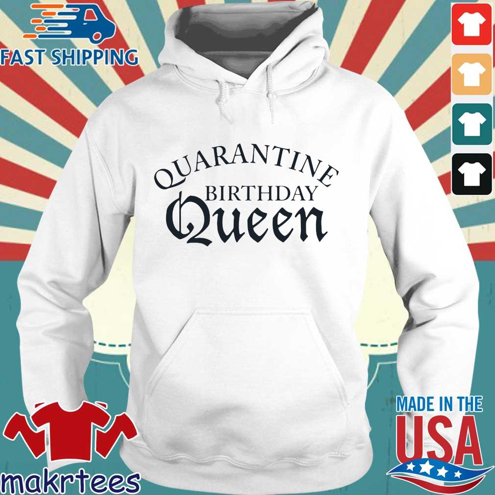 Quarantine Birthday Queen T-s Hoodie trang