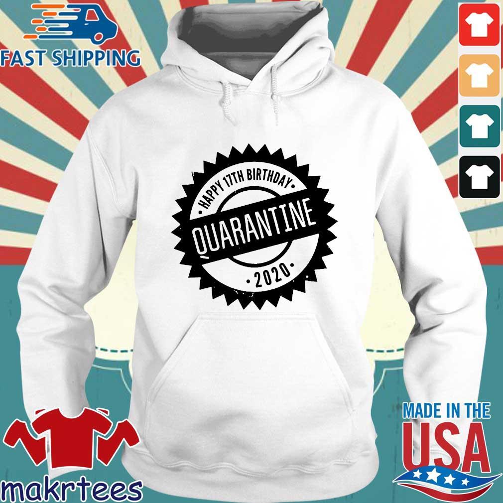 Quarantine Happy Birthday Custom Age Shirt Hoodie trang