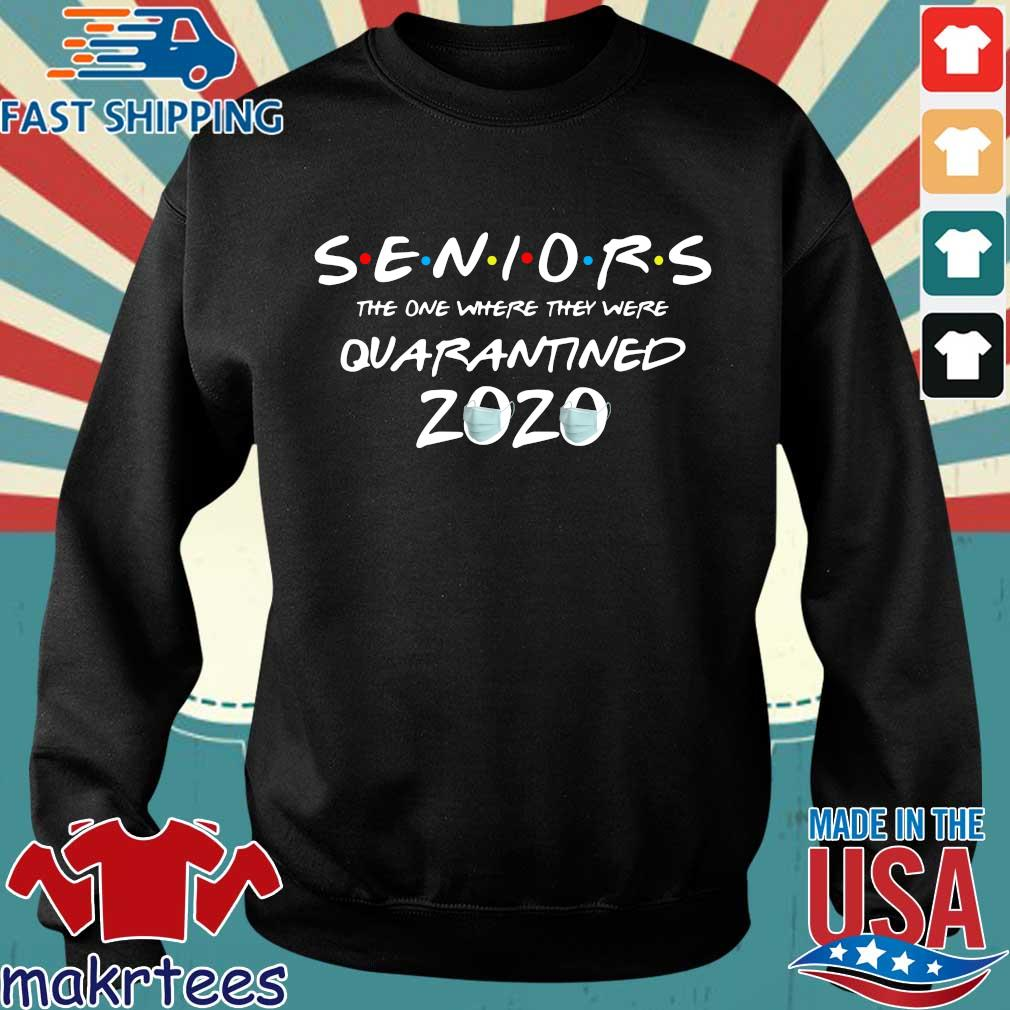 Quarantine Toilet paper Tee Class of 2020 Graduation Senior Tee Shirt Sweater den