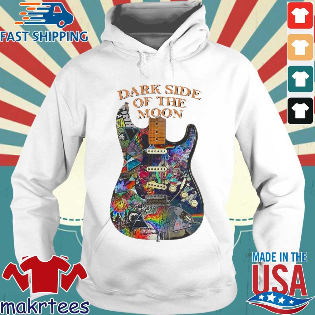Richer Dark Side Of The Moon Guitar Shirt Hoodie trang