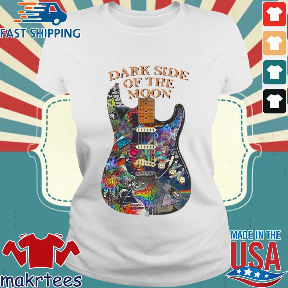 Richer Dark Side Of The Moon Guitar Shirt Ladies trang