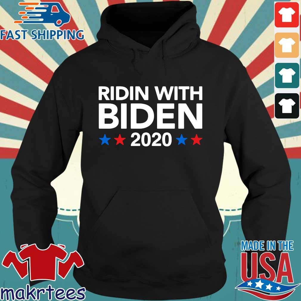 Ridin With Biden 2020 Shirt Hoodie den