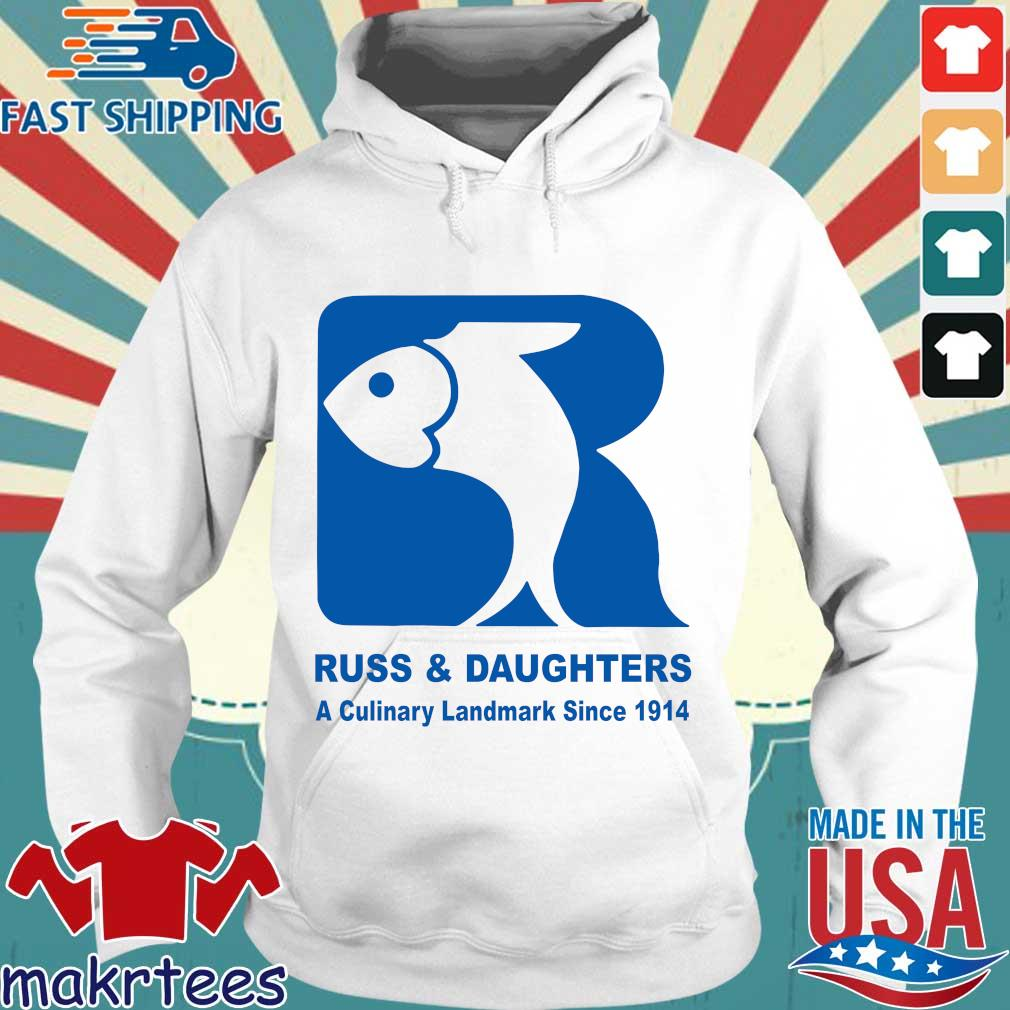 Russ And Daughters A Culinary Landmark Since 1914 Shirt Hoodie trang