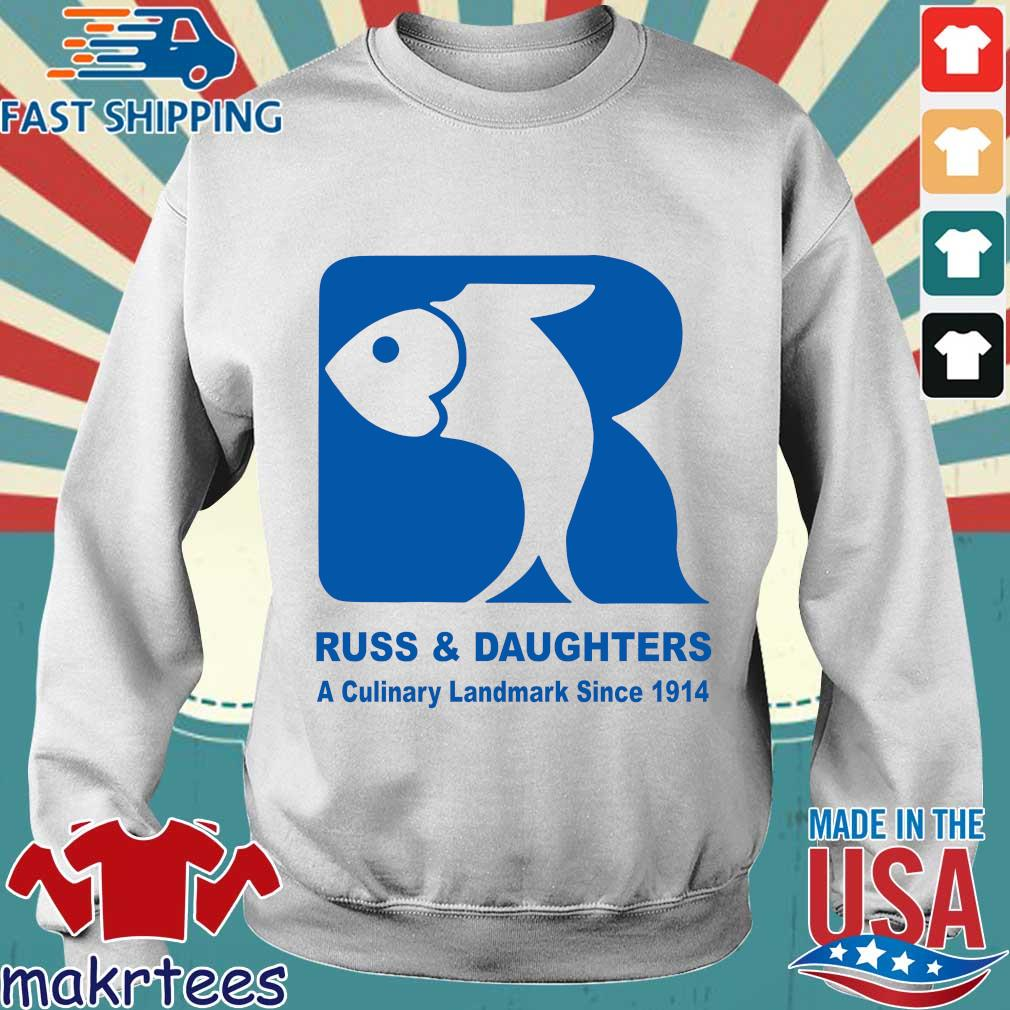 Russ And Daughters A Culinary Landmark Since 1914 Shirt Sweater trang