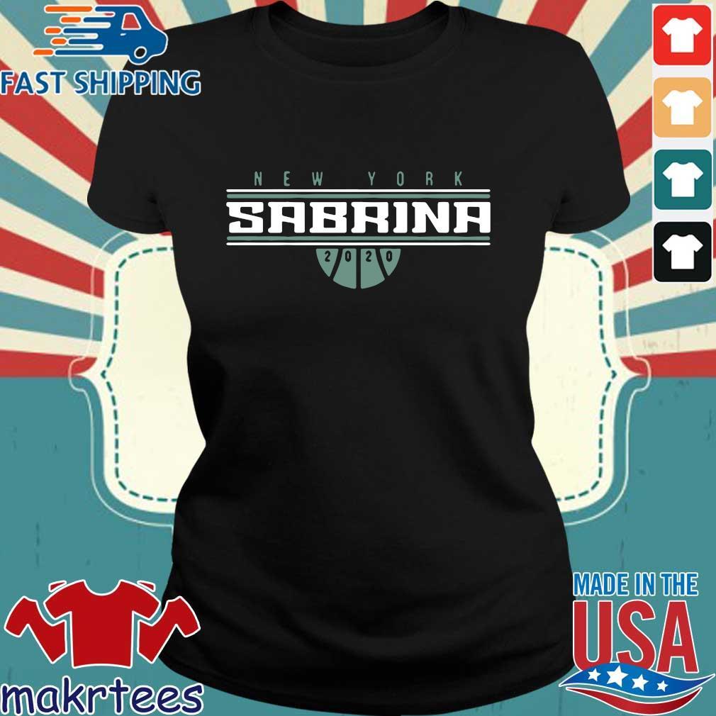 Sabrina Ionescu Shirt – New York 2020 Shirt Ladies den