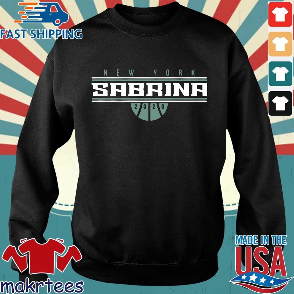 Sabrina Ionescu Shirt – New York 2020 Shirt Sweater den