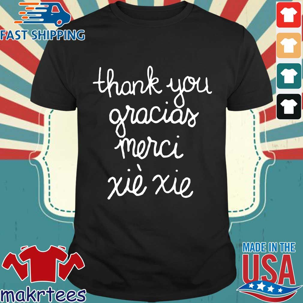 Savannah Guthrie Thank You Shirt