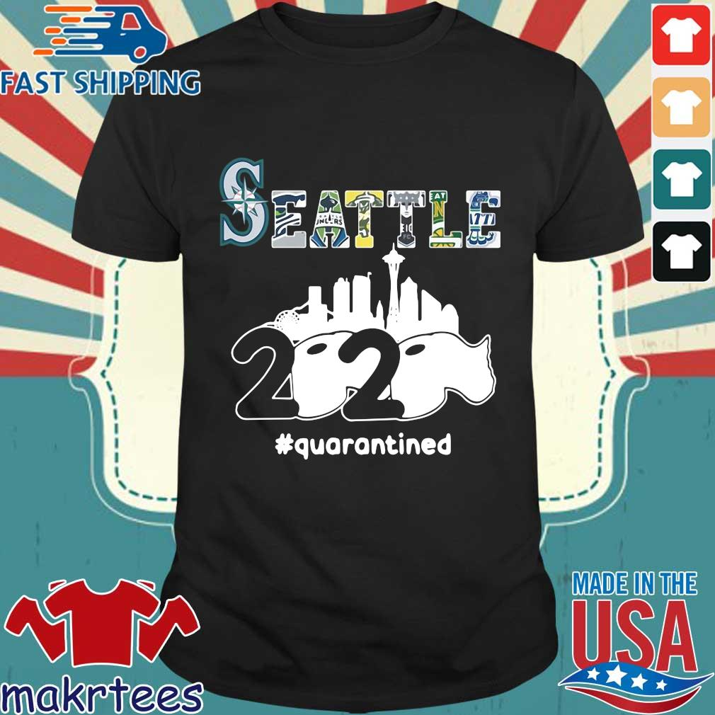 Seattle 2020 Quarantined Shirt