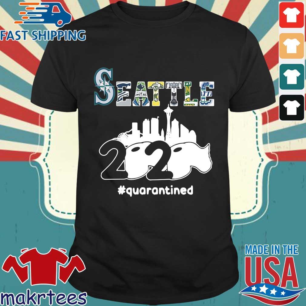 Seattle 2020 Quarantined Shirt