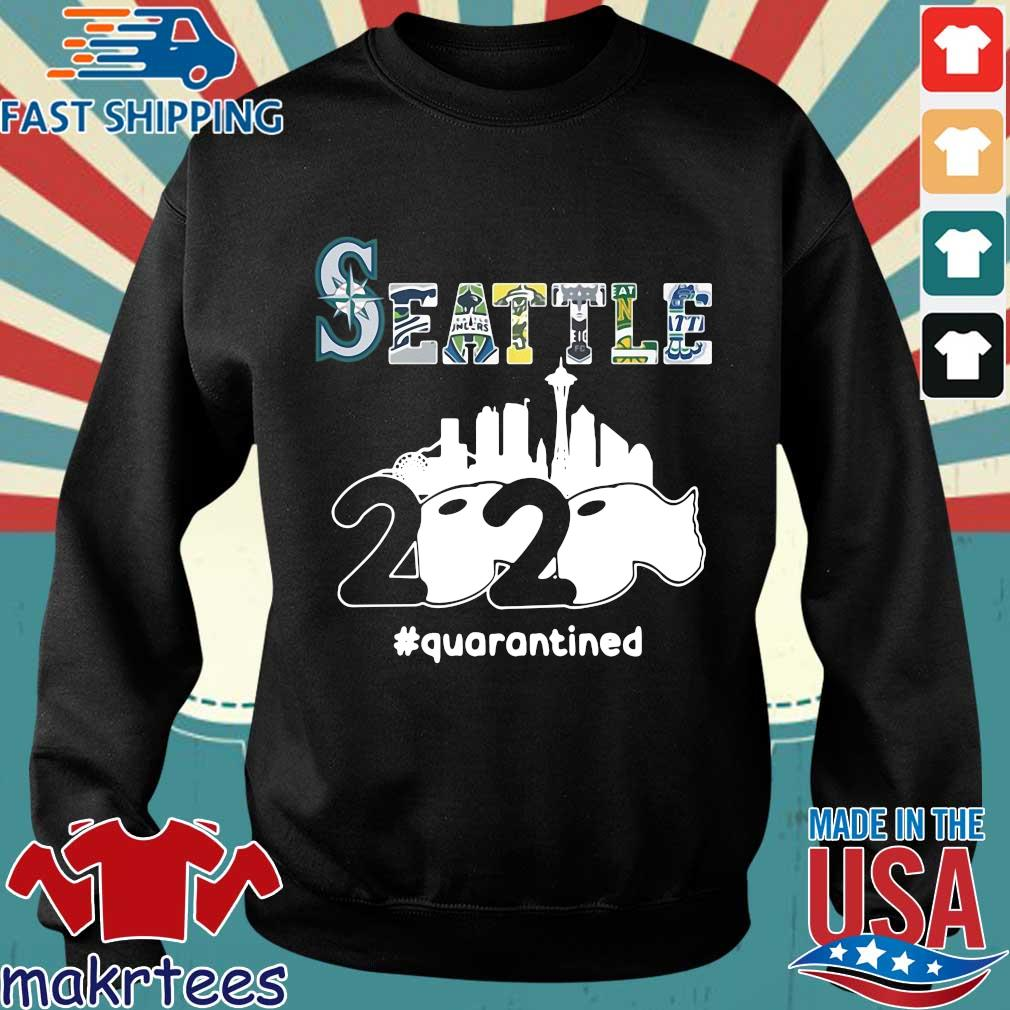 Seattle 2020 Quarantined Shirt Sweater den