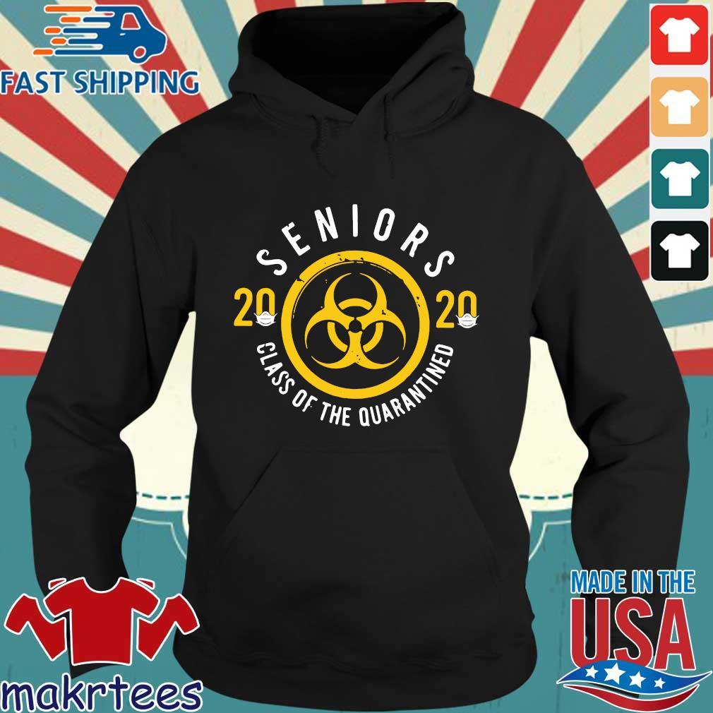 Seniors 2020 Class Of The Quarantined Shirt Hoodie den