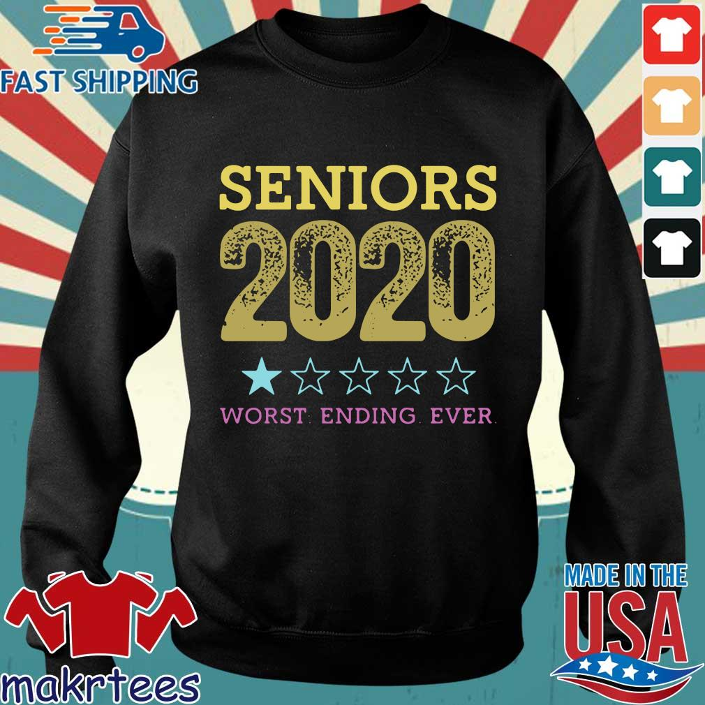 Seniors 2020 Worst Ending Ever Shirt Sweater den