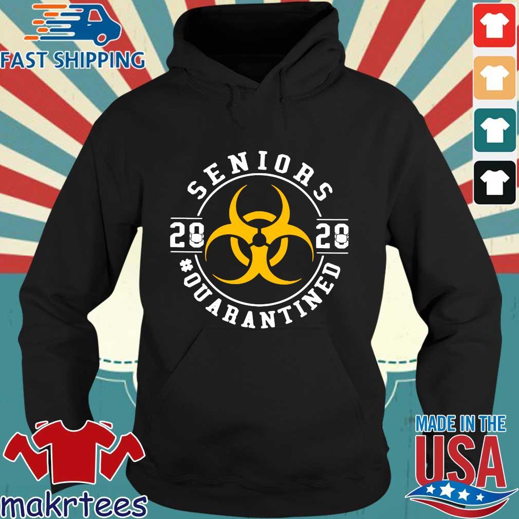 Seniors Class Of 2020 Quarantined Shirt Hoodie den