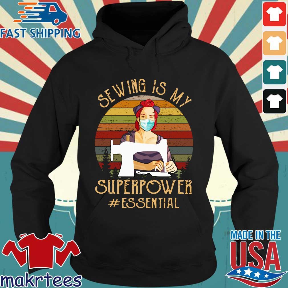Sewing Superpower Essential 2020 T-s Hoodie den