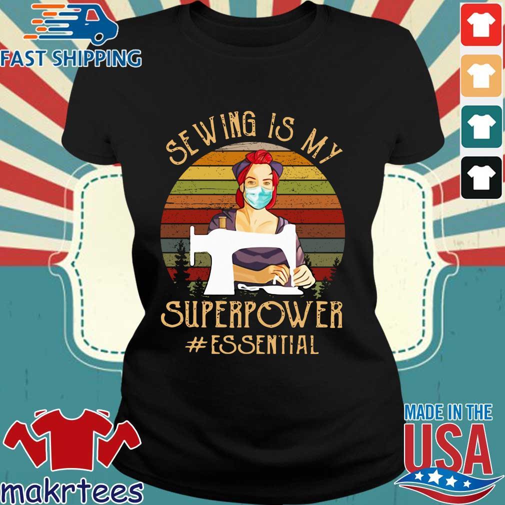 Sewing Superpower Essential 2020 T-s Ladies den