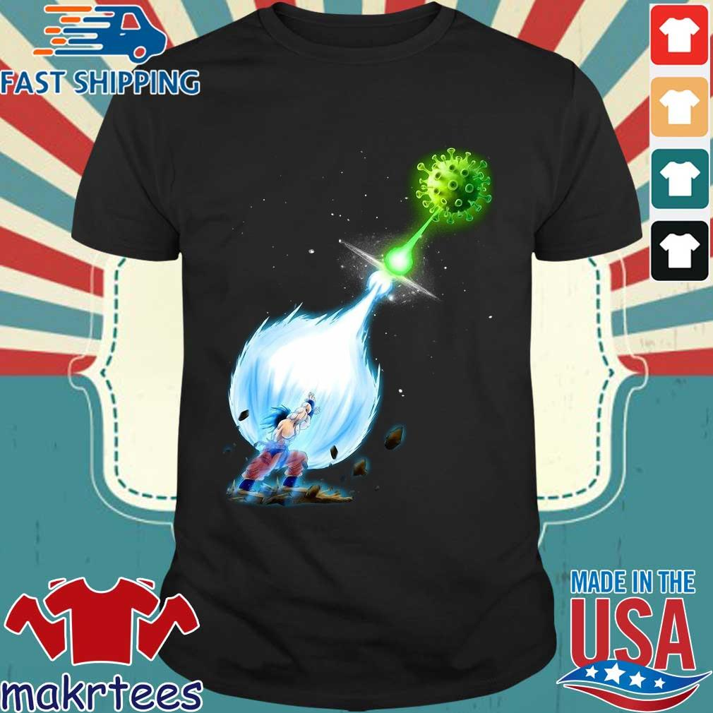 Son Goku Kamehameha Coronavirus Shirt