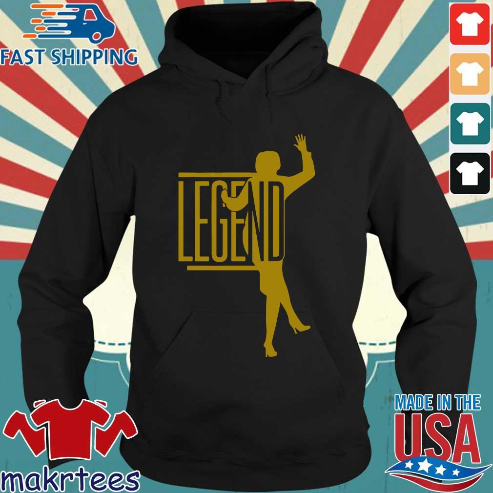 South Bend Legend Shirt Hoodie den