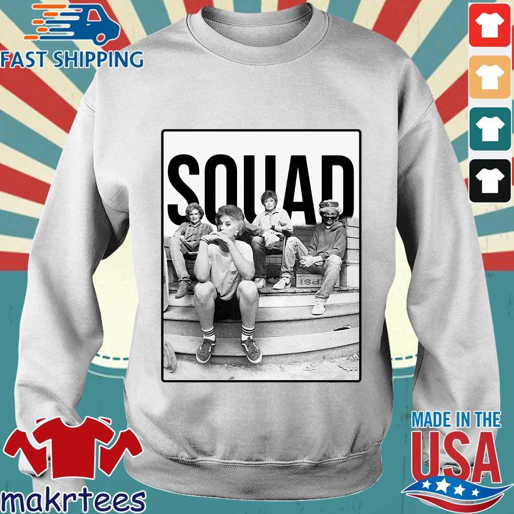 Squad The Golden Girls Shirt Sweater trang