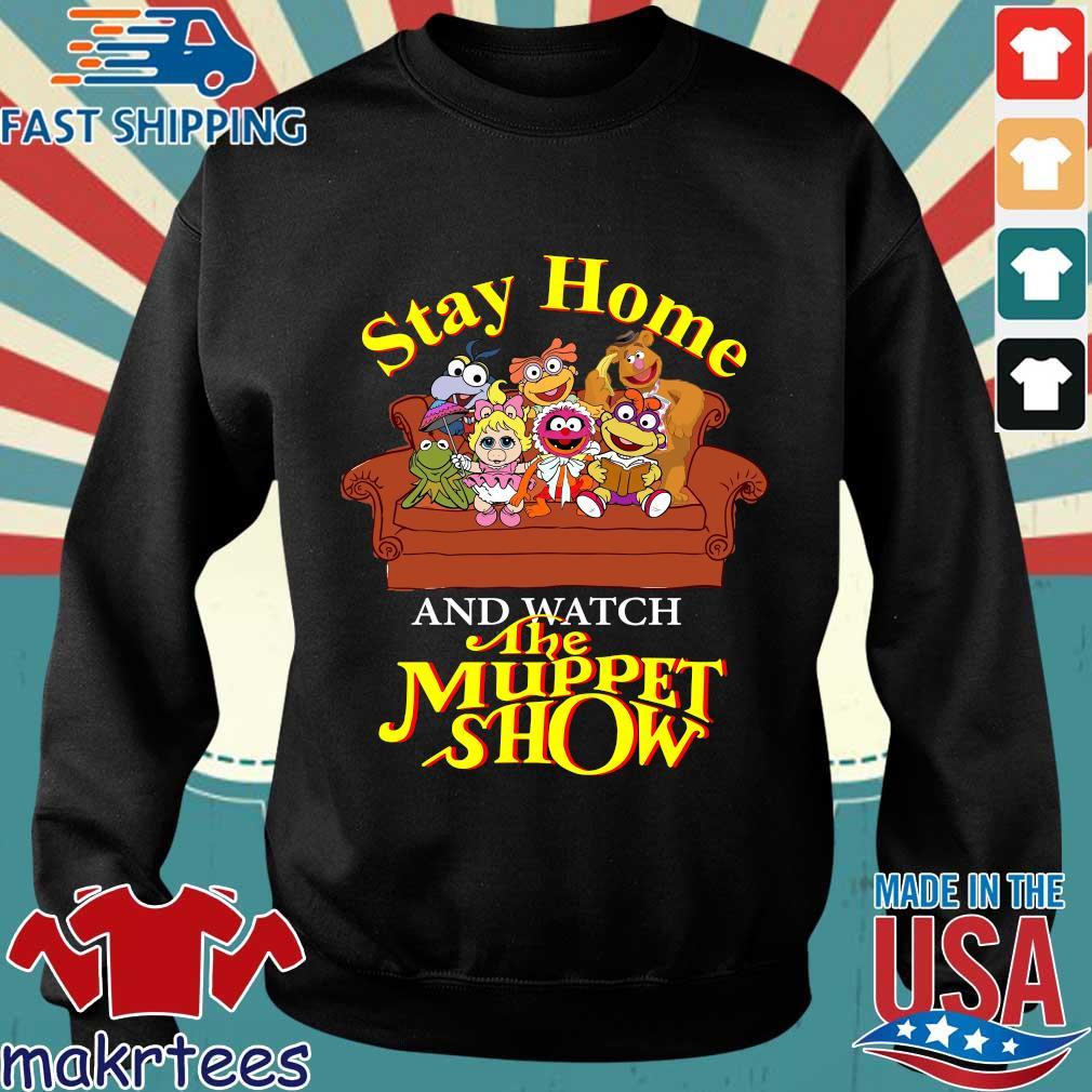 Stay Home The Muppet Show Shirt Sweater den