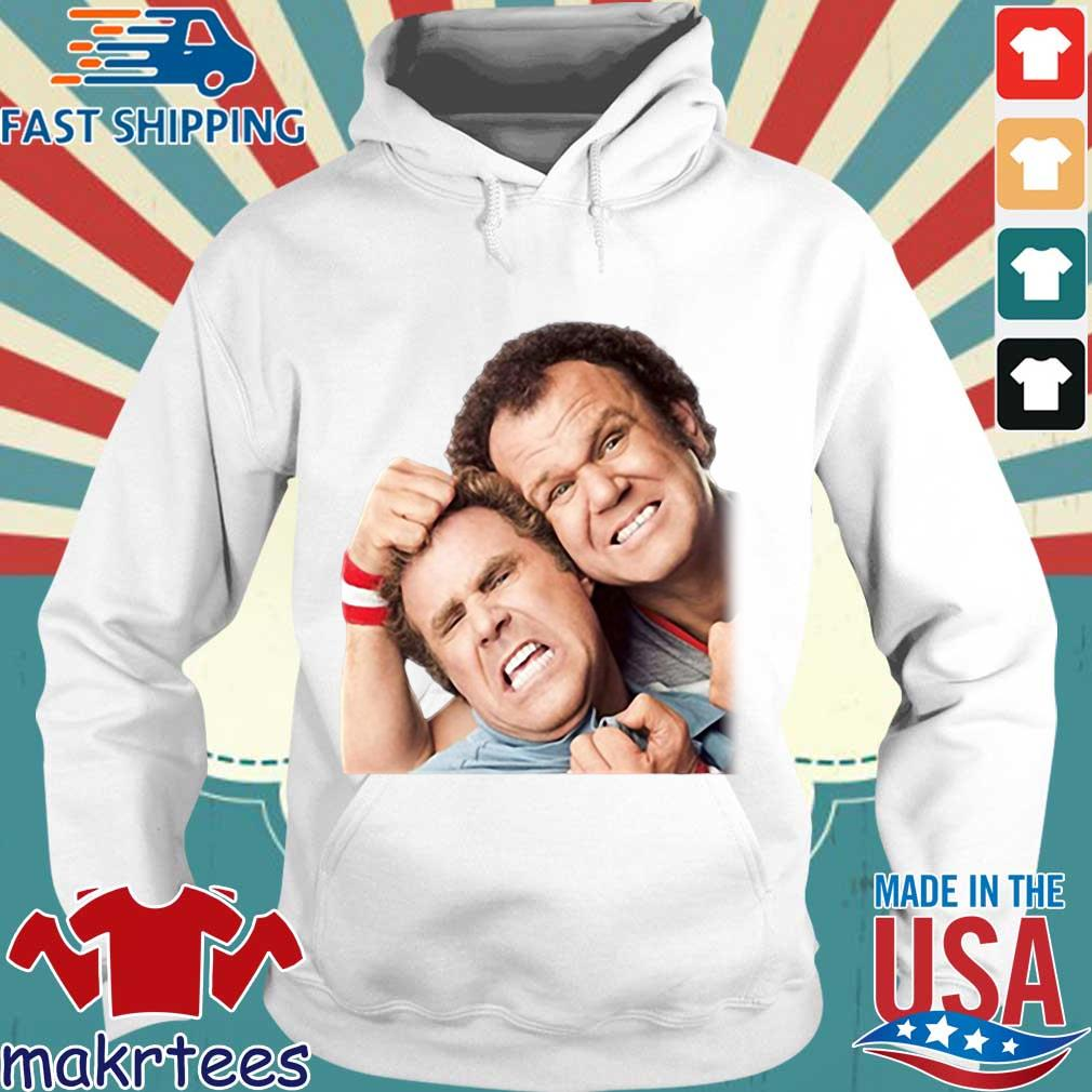 Step Brothers Poster Graphic Shirt Hoodie trang