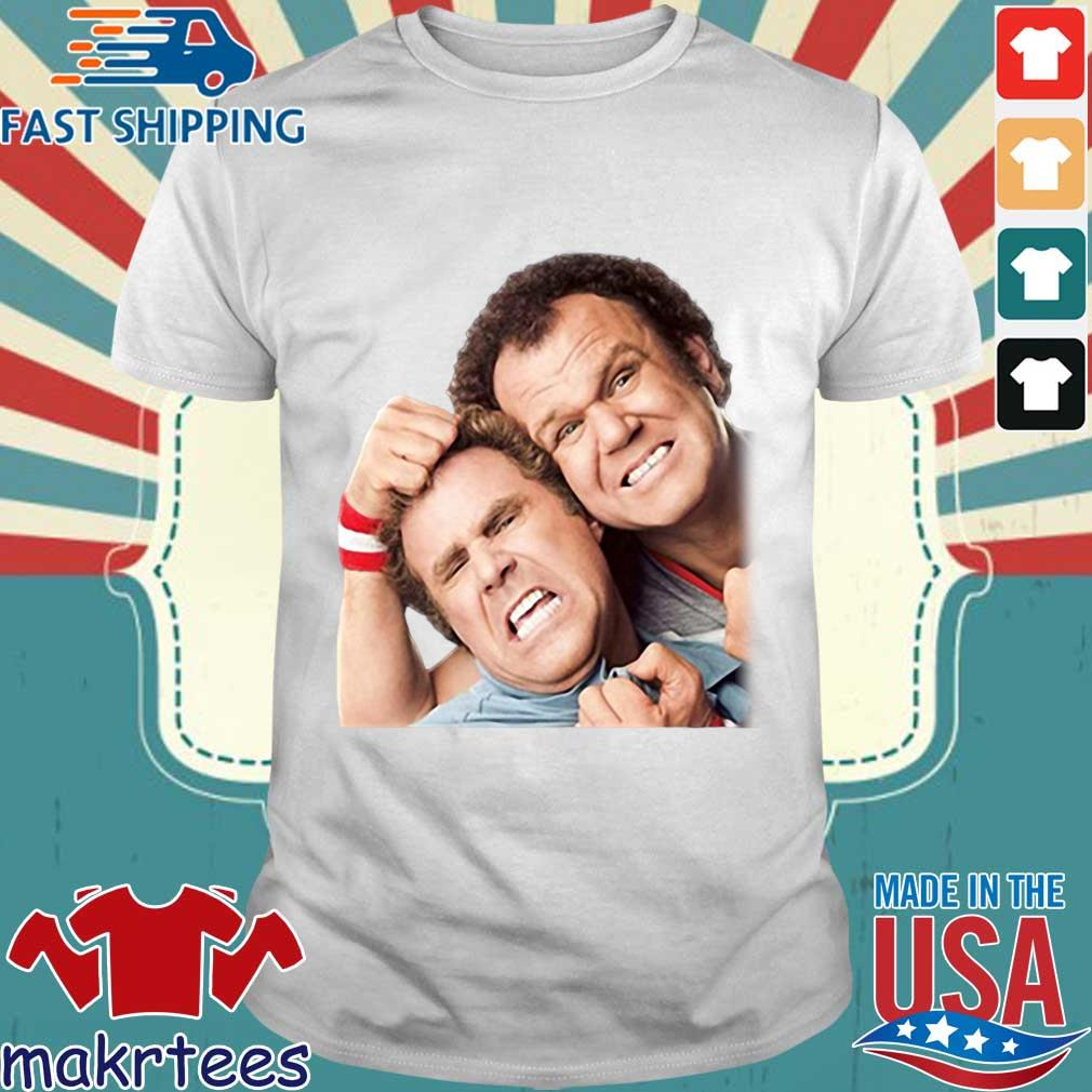Step Brothers Poster Graphic Shirt