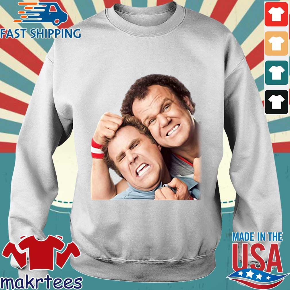 Step Brothers Poster Graphic Shirt Sweater trang