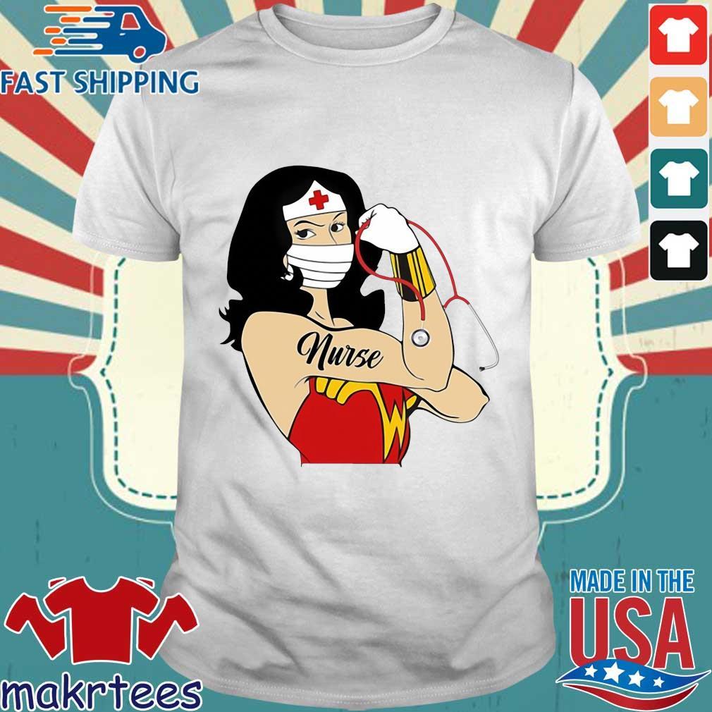 Strong Wonder Woman Nurse Shirt