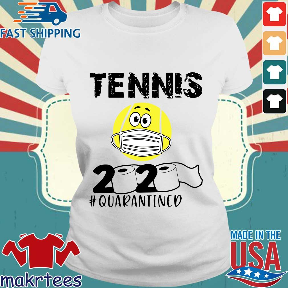 Tennis 2020 #quarantined T-s Ladies trang