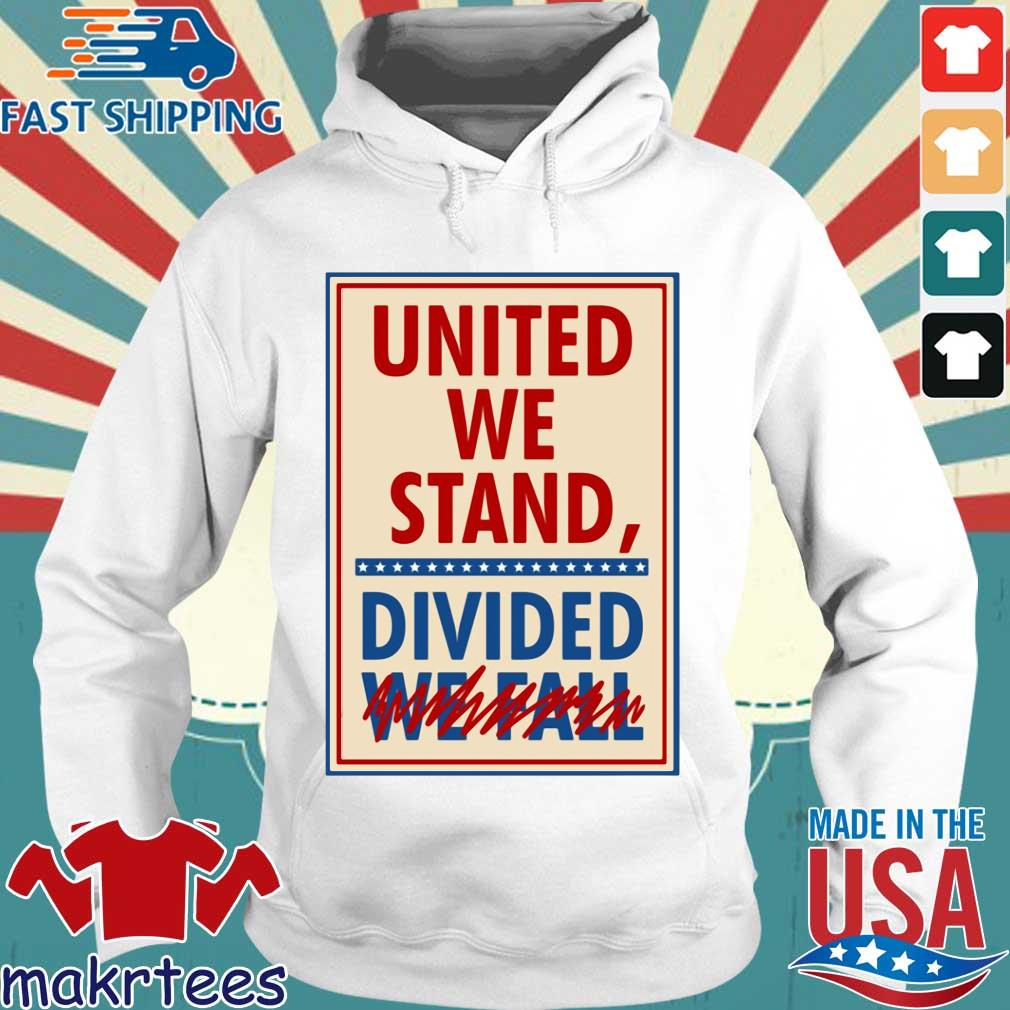 The Late Show With Stephen Colbert United We Stand Tee Shirts Hoodie trang