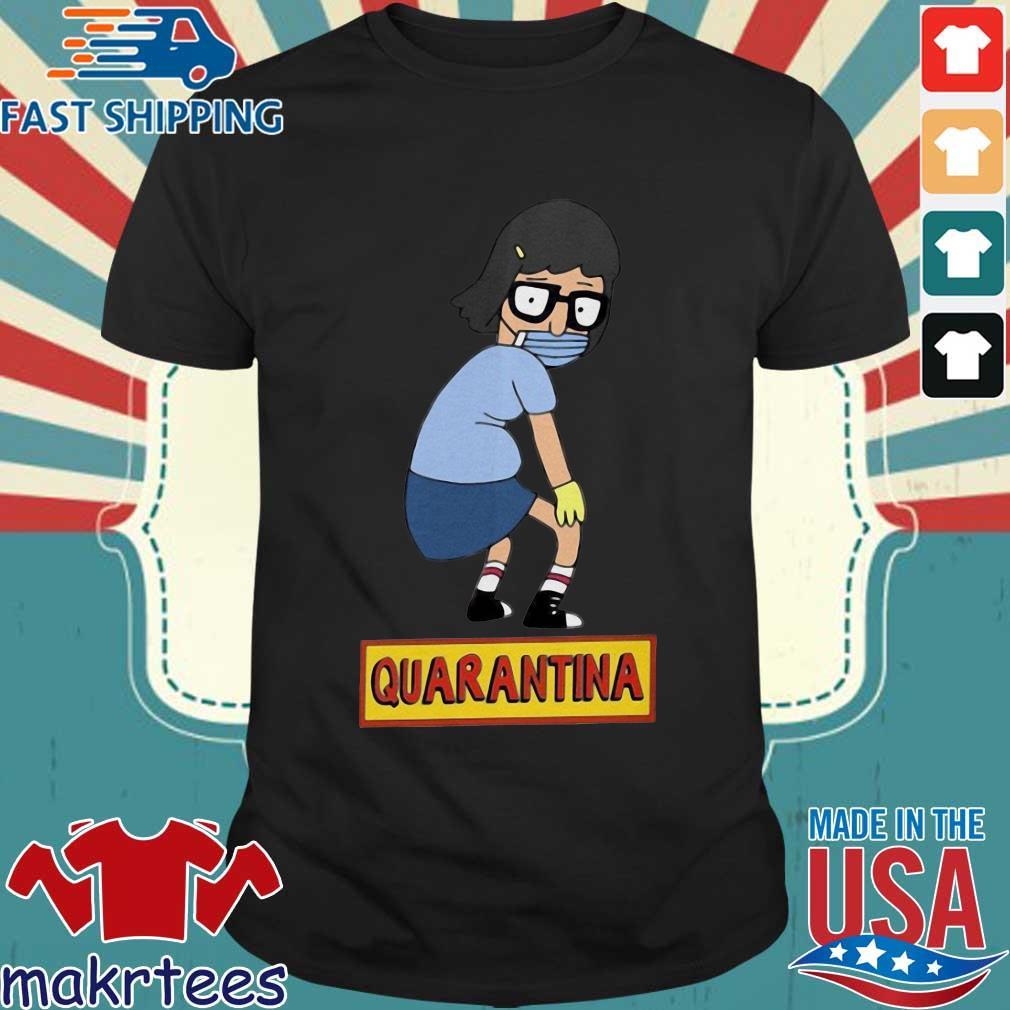 Tina Burger Quarantina T-shirt