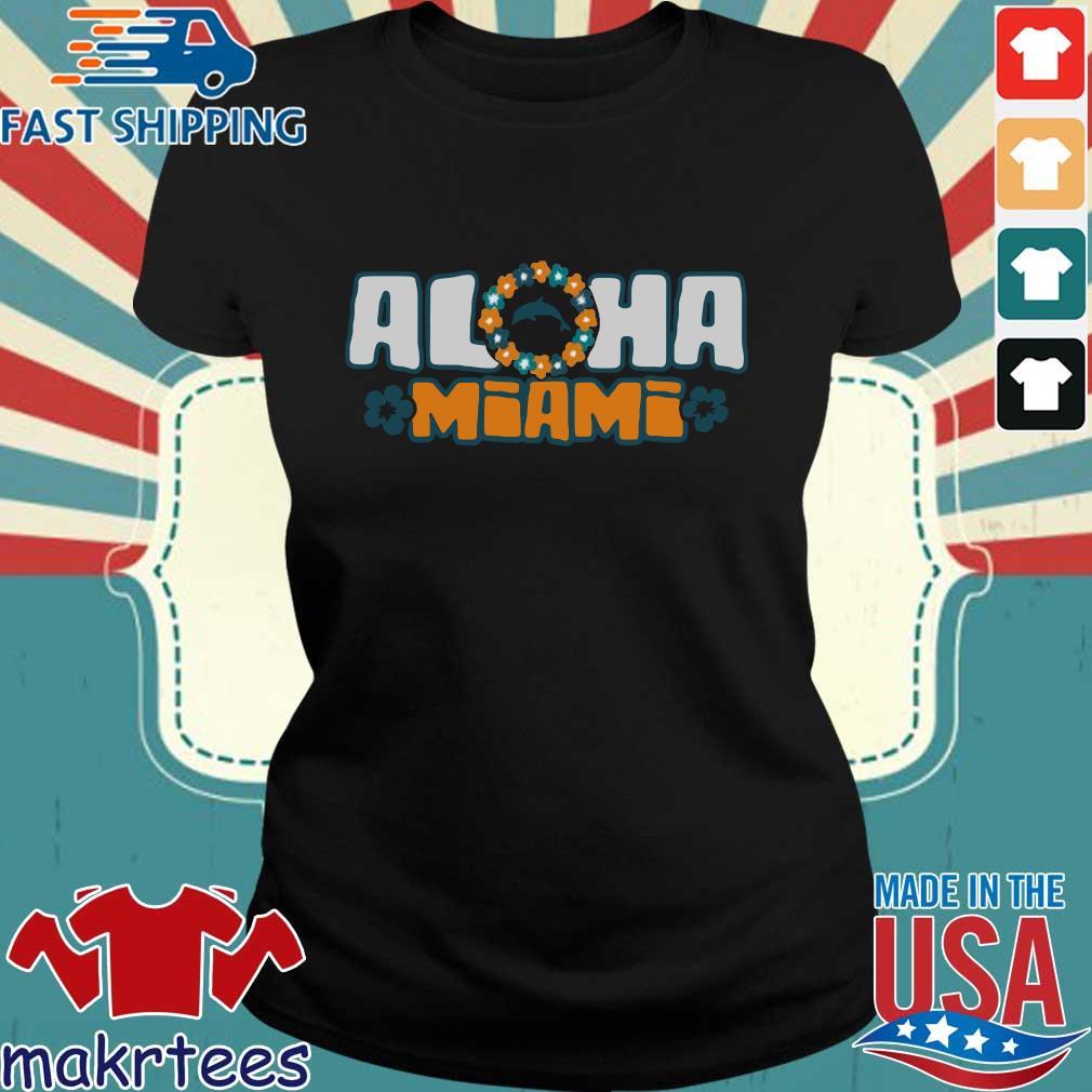 Tua Tagovailoa Dolphins Aloha Miami Shirt Ladies den