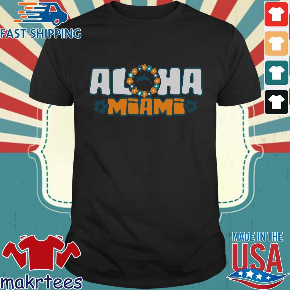 Tua Tagovailoa Dolphins Aloha Miami Shirt