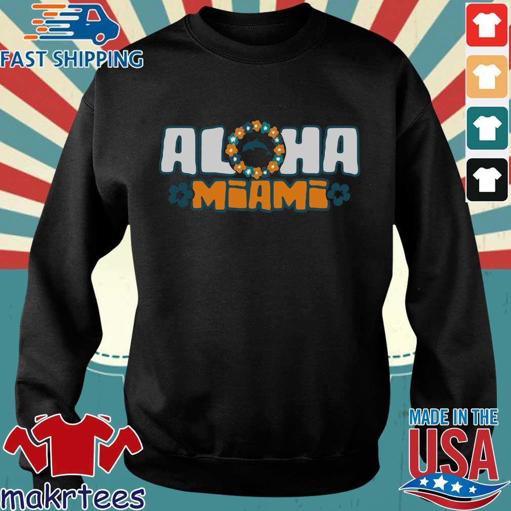 Tua Tagovailoa Dolphins Aloha Miami Shirt Sweater den