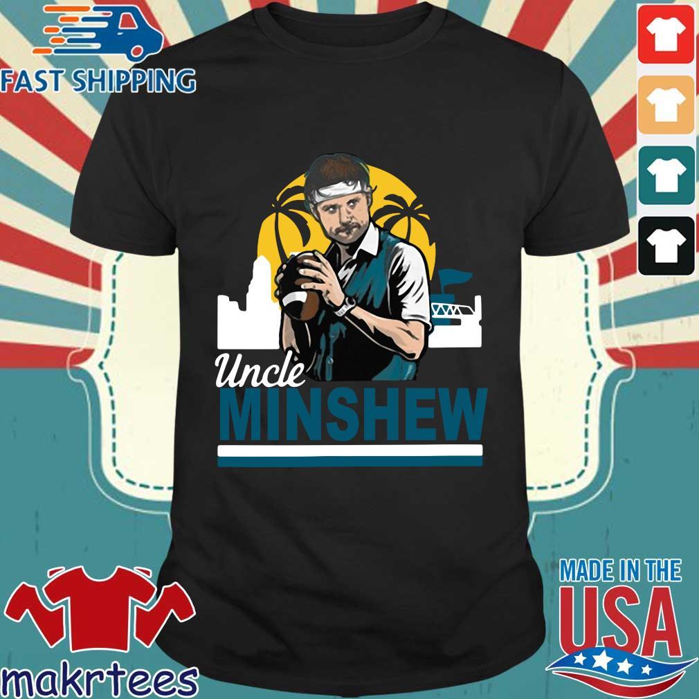 Uncle Minshew T-shirt