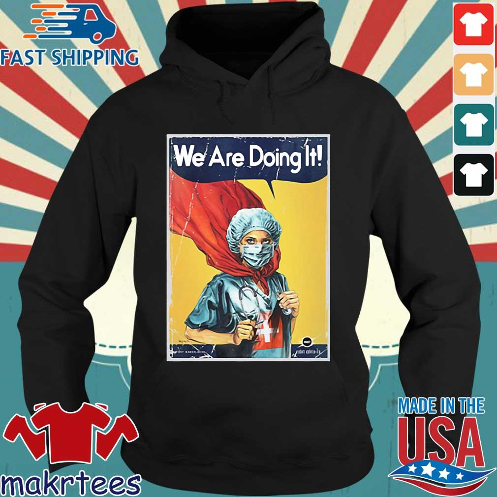 Vault Comics We Are Doing It Tee Shirt Hoodie den
