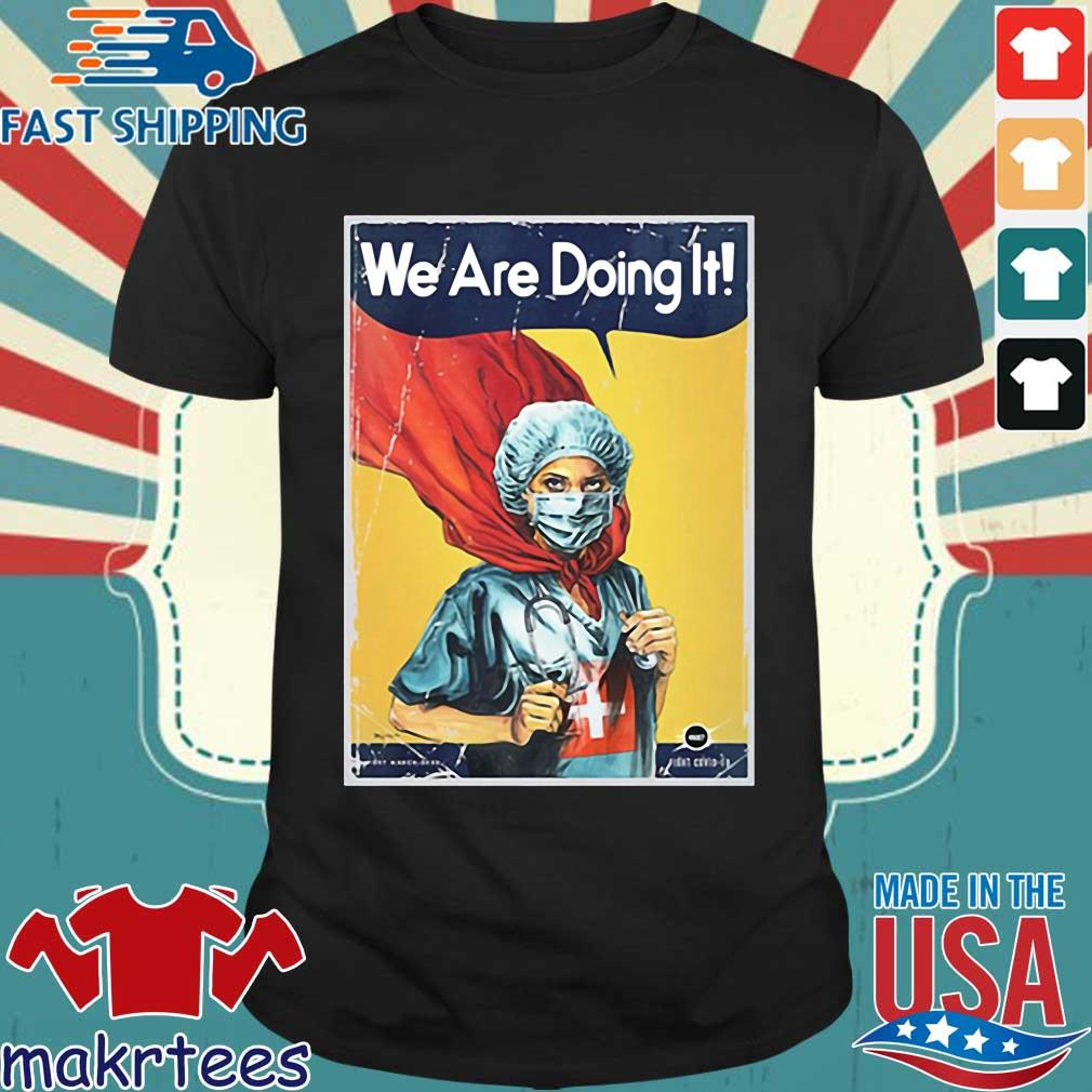 Vault Comics We Are Doing It Tee Shirt