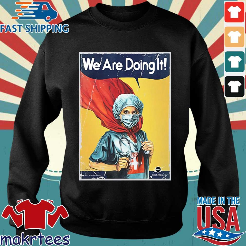 Vault Comics We Are Doing It Tee Shirt Sweater den
