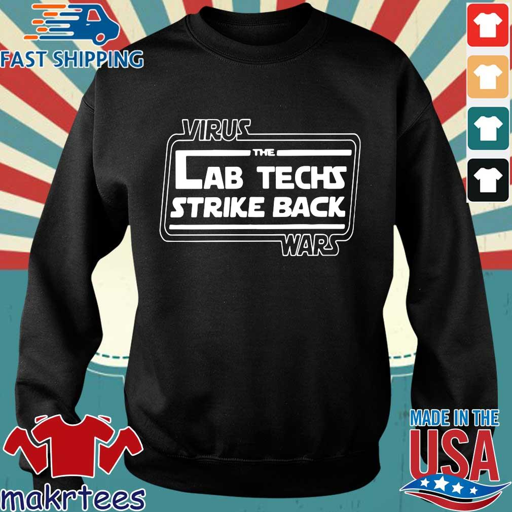 Virus The Lab Techs Strike Back Wars Shirt Sweater den