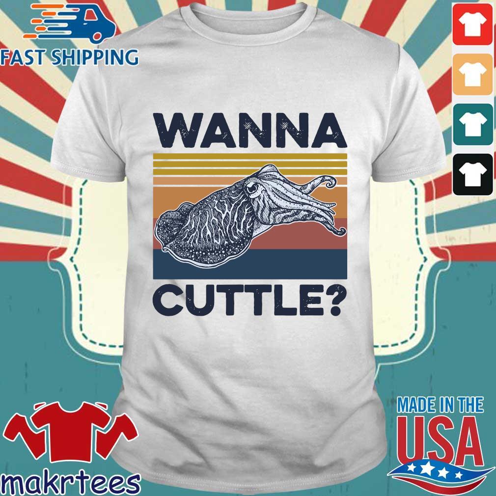 Wanna Cuttle Vintage Shirt