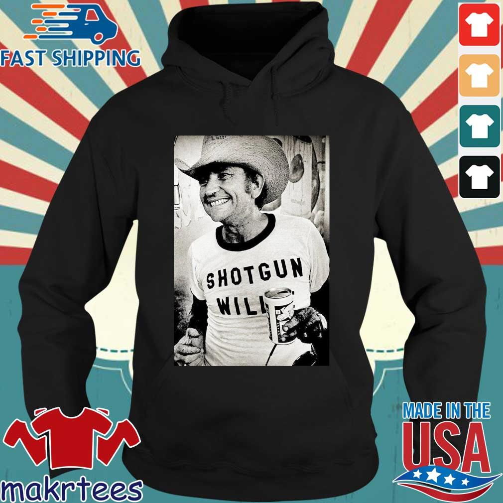 Willie Nelson Shotgun Willie Shirt Hoodie den
